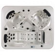 SPA sūkurinė vonia AMOG-1337 LUXYS 208x175