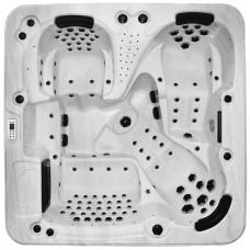 SPA sūkurinė vonia AMOG-1338 THERYS 220x220 cm