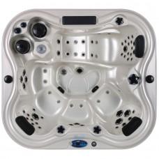 SPA sūkurinė vonia AMOG-1562 TREVI 218x198 cm.
