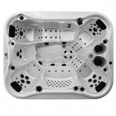 SPA sūkurinė vonia AMOG-1568 290x230 cm.