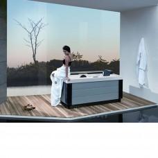 SPA sūkurinė vonia AMOG-1541 vienvietė, 180x112