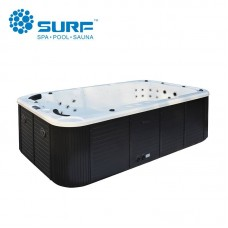 SPA Baseinas AMUS-821 su Plaukimo Sistema 3,85x2,20x1,2 m.