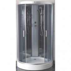 Dušo kabina ET-9016, ST-GCH 100x100 cm