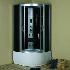 Masažinė dušo kabina AMO-09911A 90x90