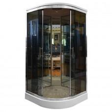 Masažinė dušo kabina AMO-1815 100x100