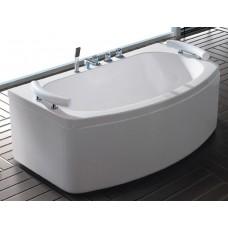 Akrilinė vonia Euroliux B1790-1 150x80
