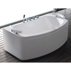 Akrilinė vonia Euroliux B1790-1 190x90