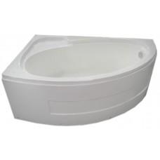 Akrilinė vonia Euroliux H8822 153x100, kairė