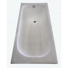 Ketaus vonia Euroliux 20008 150x70 , su kojomis