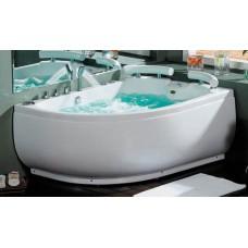 Masažinė vonia Euroliux B1510, dešinė su vandens ir oro masažu