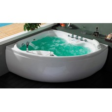Masažinė vonia Euroliux B1616, su oro ir hidromasažu