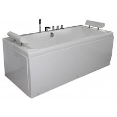 Akrilinė vonia B1780-2 be masažų (simple)