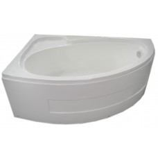 Akrilinė vonia H8822 kairė 153x100
