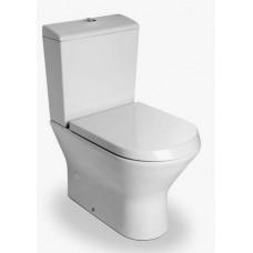 Apačia klozeto Roca Nexo WC uždara, trumpa, balta