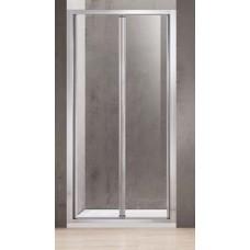 Dušo durys A6422 90x195 skaidrios