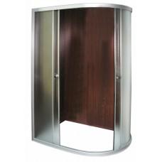 Dušo kabinos R8050 kairinės stiklai