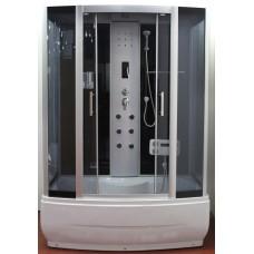Masažinė dušo kabina ELENA2 150x85 cm.