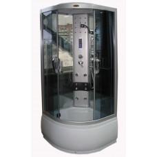 Masažinė dušo kabina R8080 grey