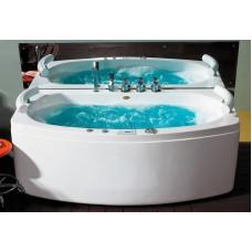 Masažinė vonia B1790-1 su oro ir hidromasažu 160cm