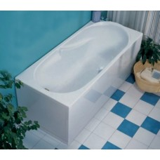 Akrilinė vonia RAVAK VANDA 150x70 sniego baltumo