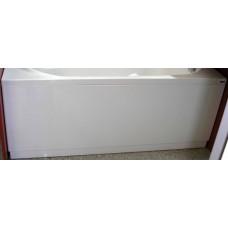 VANDA vonios priekinė panelė 150 cm sniego baltumo