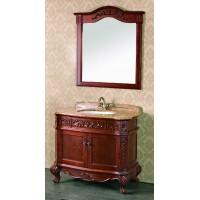 Vonios kambario baldų komplektas 8121A su veidrodžiu