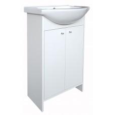 Vonios kambario spintelė su praustuvu 05007 D50