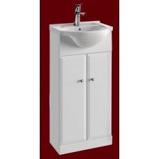 Vonios kambario spintelė su praustuvu 4001 D40