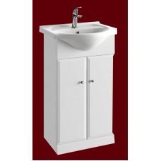 Vonios kambario spintelė su praustuvu 4501 D45