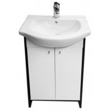 Vonios kambario spintelė su praustuvu 5009 D50 wen. lui