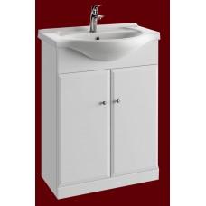 Vonios kambario spintelė su praustuvu 5501 D55