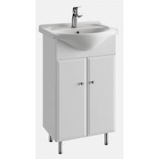 Vonios kambario spintelė su praustuvu 5502 D55 koj.