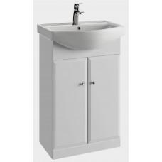 Vonios kambario spintelė su praustuvu 5605 D56