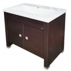 Vonios kambario spintelė F0005974 su praustuvu 90x51