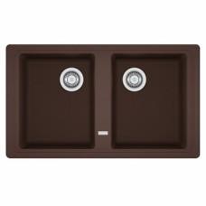 Akmens masės plautuvė Franke  Basis BFG 620, Chocolate