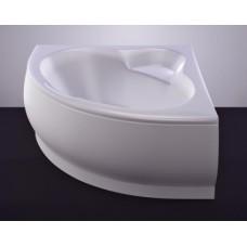 Akmens masės vonia VISPOOL FAMOSA 147x147 balta
