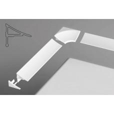Apdailos juostelė Ravak, tipas 11, 2000 mm