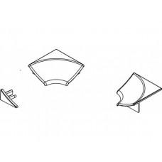 Apdailos juostelės Ravak kampeliai, tipas 11 (komplektas)