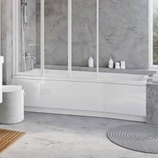 Apdailos plokštė voniai Ravak BeHappy II, 170x75, kairinė