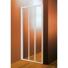 Dušo durys ASDP3-80 POLYESTER PEARL