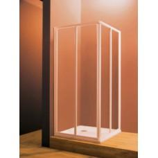 Dušo durys (kampas) Ravak SRV2, 100 cm, Transparent