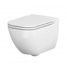 Pakabinamas WC Cersanit, Caspia Clean-On
