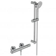 Termostatinis dušo maišytuvas Ideal Standard, Ceratherm T50 su IdealRain dušo komplektu