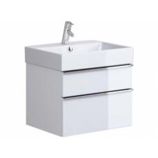 Vonios kambario spintelė Opoczno, Metropolitan, praustuvui, 60 cm, balta