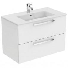 Vonios spintelė Ideal Standard Tempo, 80 cm balta blizgi