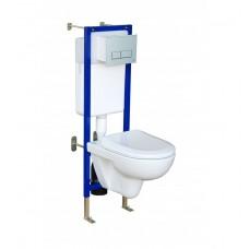WC komplektas Porsgrund Pro / Ideal Standart
