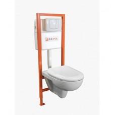 WC komplektas IDO / KK POL
