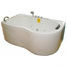 Akrilinė vonia ET-660 160x95 cm