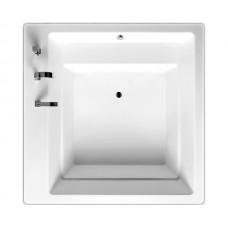 Akrilinė vonia Balteco Quadrum 178x178