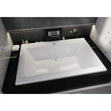 Akrilinė vonia RIHO CASTELLO 180x120 cm.